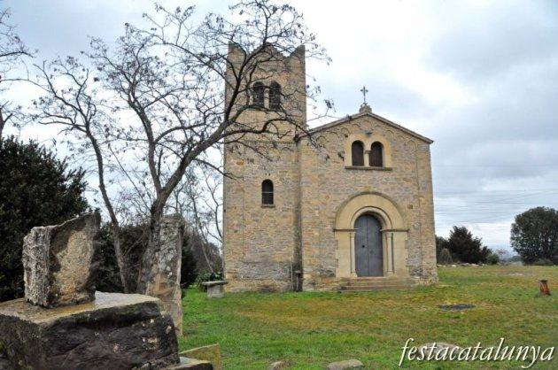 Vic - Ermita Sant Francesc s´hi moria