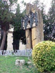 Tona - Monument a la Sardana (Foto: Ajuntament de Tona)