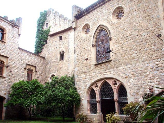 Canet de Mar - Visita Guiada al Castell de Santa Florentina (Foto: Ajuntament de Canet de Mar)