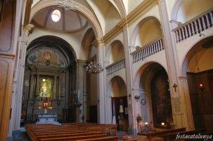 Igualada - Església Mare de Déu del Roser