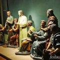 Museu dels Sants a la casa Vayreda d'Olot