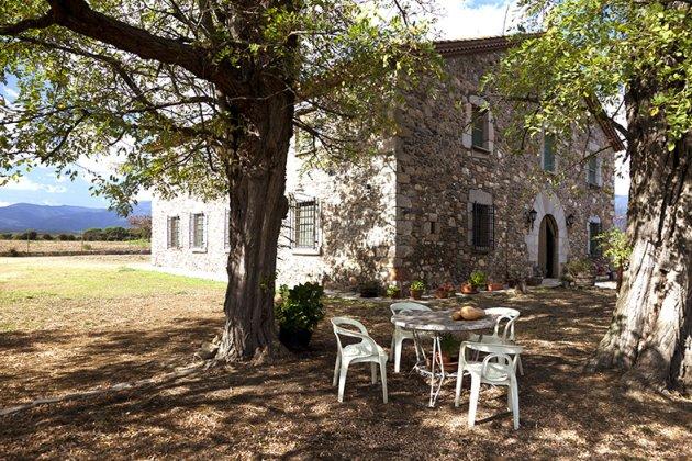Santa Maria de Palautordera - Aula d'Entorn Rural Can Turró