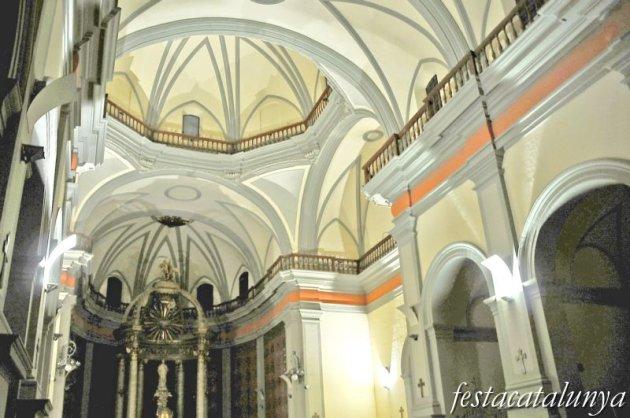 Olot - Església parroquial de Sant Esteve