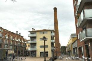 Olot - Plaça Catalunya