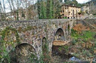 Olot - Pont del riu Fluvià