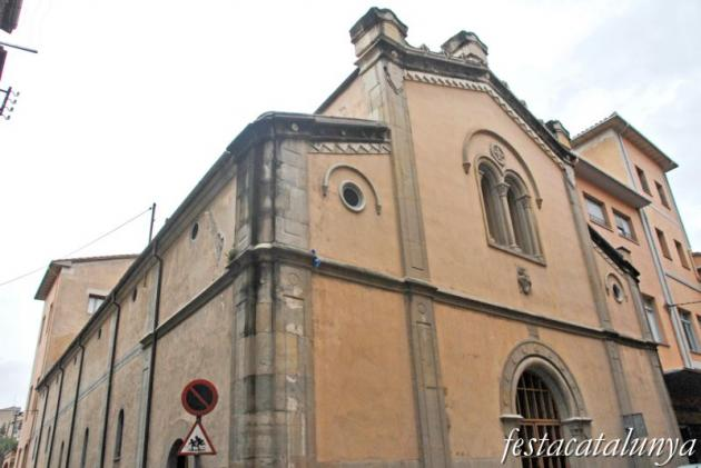 Olot - Església Cor de Maria