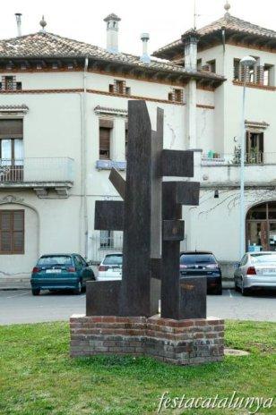 Olot - Escultura en planxa, 1962
