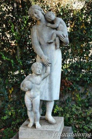 Olot - Maternitat, 1970
