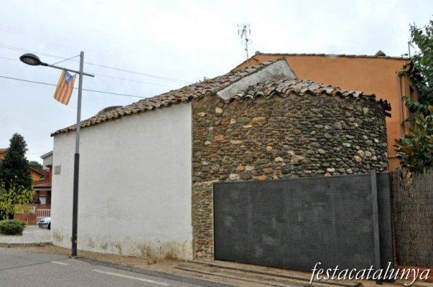Santa Maria de Palautordera - Capella de Sant Sebastià a redós de l'ermita del Remei