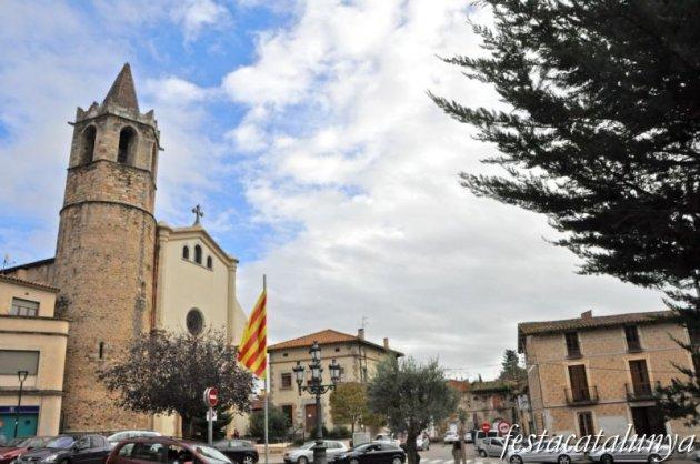 Santa Maria de Palautordera - Església parroquial de Santa Maria