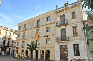 Santa Maria de Palautordera - Plaça Major