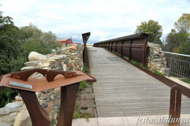 Santa Maria de Palautordera - Pont Trencat