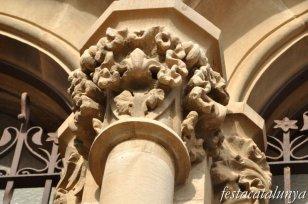 Tiana - Església parroquial de Sant Cebrià