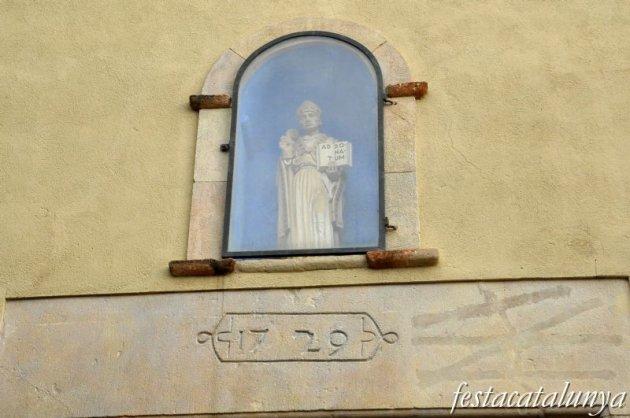 Tiana - Ermita de la Mare de Déu de l'Alegria