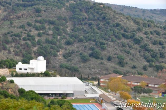 Tiana - Observatori astronòmic