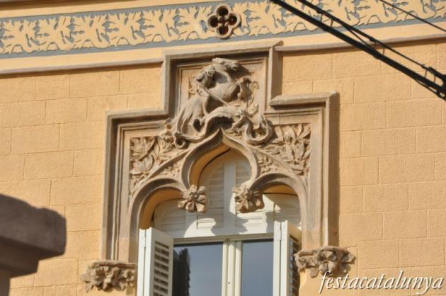 Tiana - Can Regordosa o Torre Sant Jordi