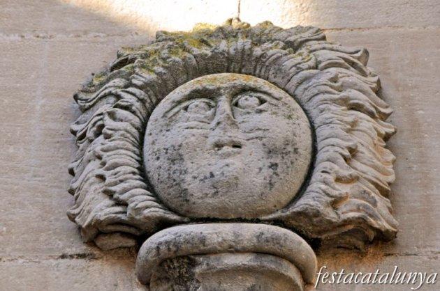 Espluga Calba, L' - Església parroquial de la Immaculada Concepció