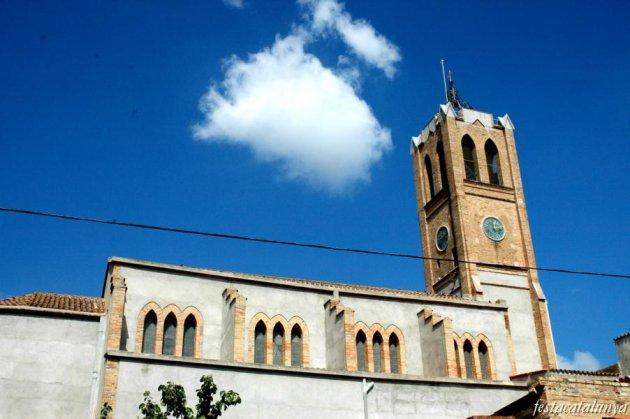Masquefa - Església parroquial de Sant Pere