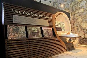Castellar de n'Hug - Museu del Ciment Asland (Fotografia: Museu del Ciment)