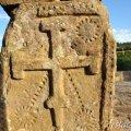 Sarcòfags medievals a Claret