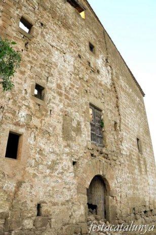 Torà - Castell de Llanera o dels Vilaró