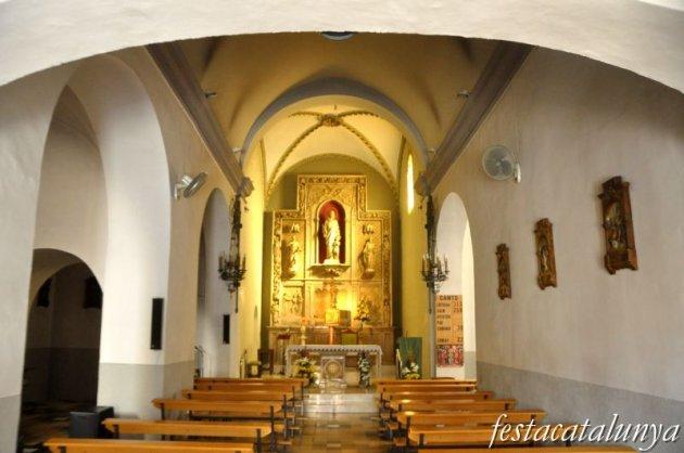 Sant Quirze del Vallès - Església parroquial de Sant Quirze i Santa Julita
