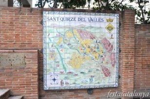 Sant Quirze del Vallès - Nucli antic