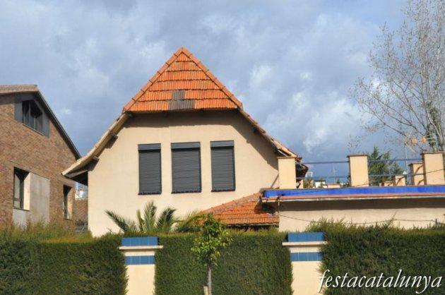 Sant Quirze del Vallès - Nucli antic (Villa Gertrudis)