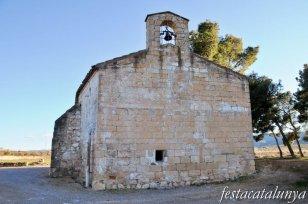 Borges Blanques, Les - Ermita de Sant Salvador
