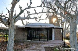 Borges Blanques, Les - Parc de la Font Vella i ermita de Sant Cristòfol