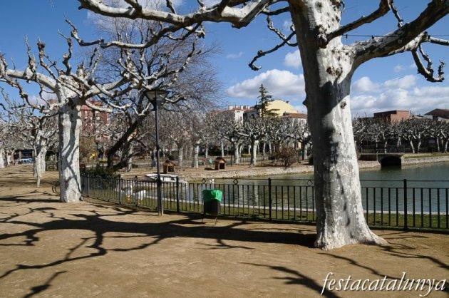 Borges Blanques, Les - Passeig del Terrall