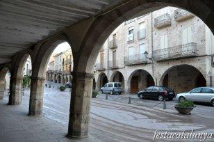 Borges Blanques, Les - Plaça de la Constitució