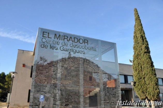 Borges Blanques, Les - El Mirador, centre de descoberta de les Garrigues a les Borges Blanques