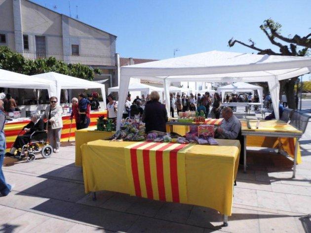 Móra la Nova - Fira de Sant Jordi (Foto: Ajuntament de Móra la Nova)