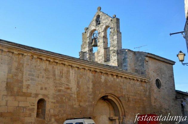 Fulleda - Església parroquial de Santa Maria