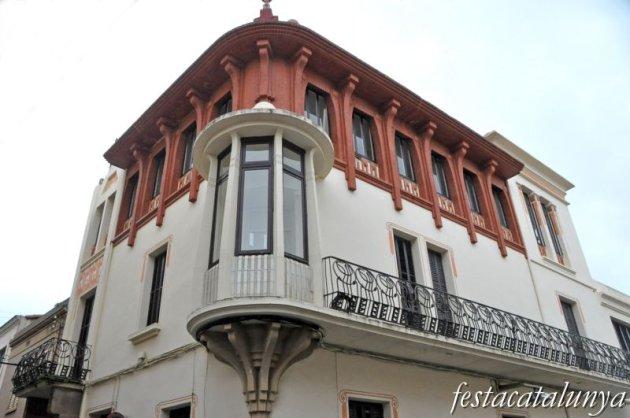 Canet de Mar - Riera Buscarons (Casa Alsina Roig)