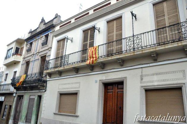 Canet de Mar - Riera Buscarons (Casa número 71)