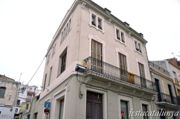 Canet de Mar - Riera Buscarons (Casa número 85)