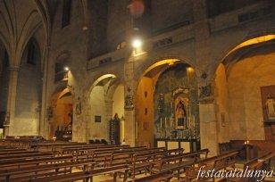 Canet de Mar - Església parroquial de Sant Pere i Sant Pau