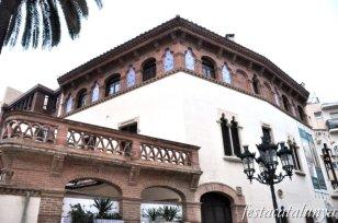 Canet de Mar - Casa Museu Domènech i Montaner