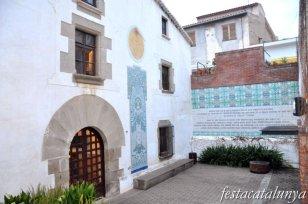 Canet de Mar - Casa Museu Domènech i Montaner (Can Rocosa)