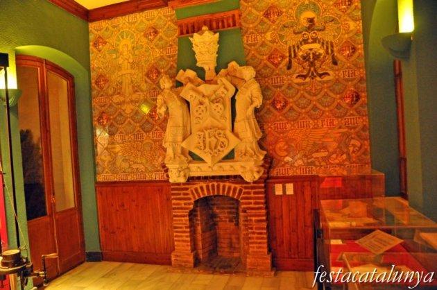 Canet de Mar - Casa-Museu Domènech i Montaner