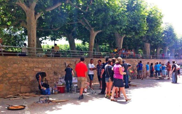 Borges Blanques, Les - Concurs de paelles al Terrall (Foto: Ajuntament de les Borges Blanques)