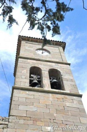 Agramunt - Església de Sant Jaume de Montclar