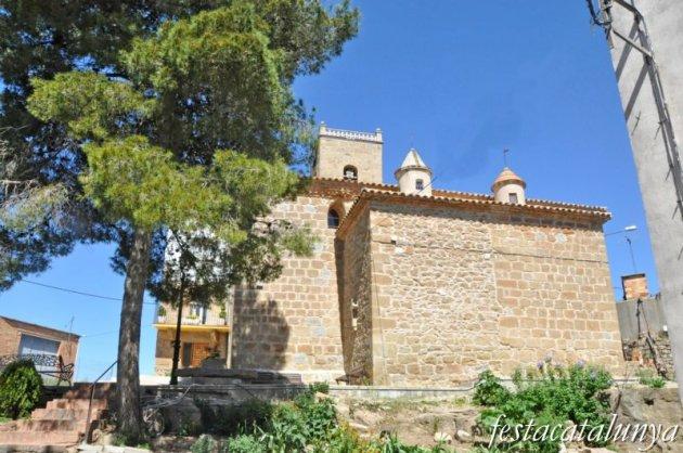 Agramunt - Església de Sant Llorenç de Mafet