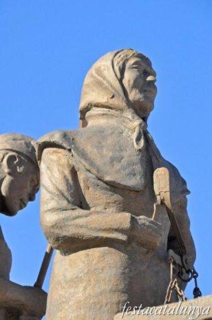 Agramunt - Monument al Torronaire