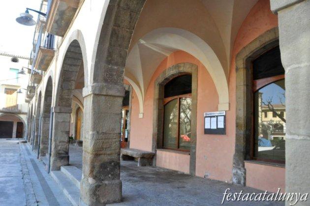 Agramunt - Nucli antic (Plaça Mercadal)