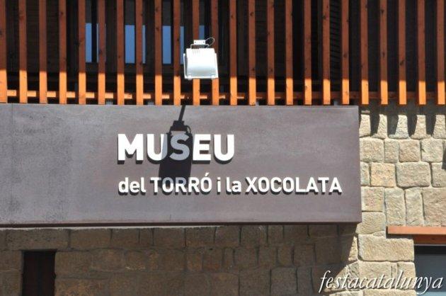 Agramunt - Museu del Torró i la Xocolata de Torrons Vicens d'Agramunt
