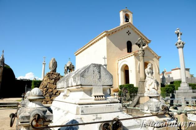 Arenys de Mar - Capella de la Mare de Déu de la Pietat