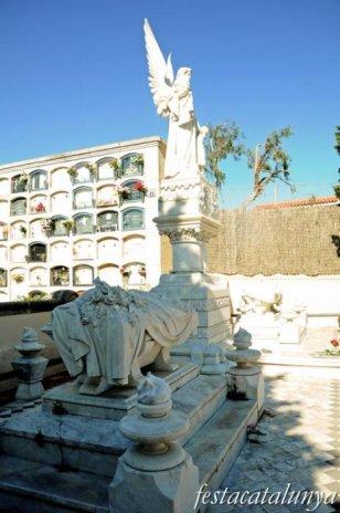 Arenys de Mar - Hipogeu de la família d'Andreu Guri i Sala